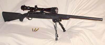 Savage 10FP Tactical .308