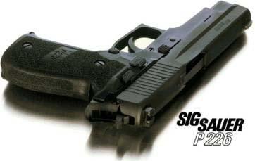 Sig P226 9mm