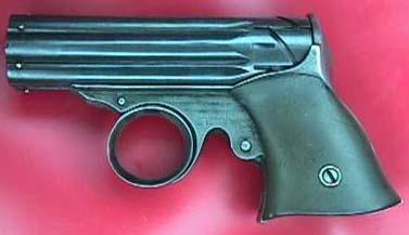 Remington Zig-Zag Derringer (1861)