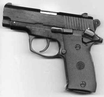 Republic Arms (S.Africa) .40 cal pistol