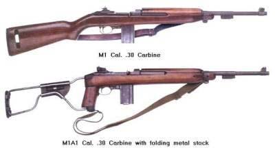 M1 Carbine Folder