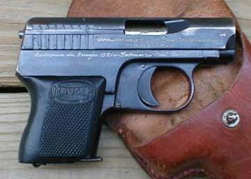 Mauser WTP2 6.35mm