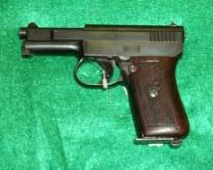 Mauser 1910 .25 ACP