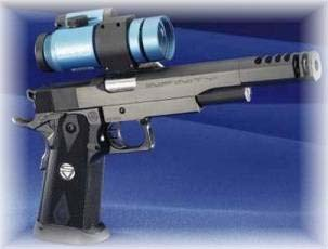 Stayer-Voight Infinity Open Class Pistol