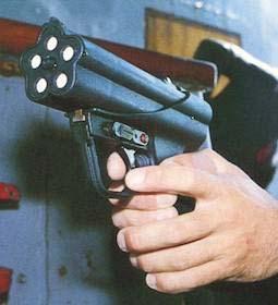 Heckler & Koch P11 Underwater Pistol,Magazine: 5 round