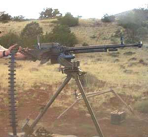 DShK Soviet 12.7mm Machine Gun