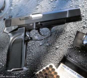 FN HP-DA High Power Double Action