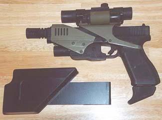 Glock 17 Prop Gun