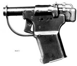 Liberator Pistol (Inland Manufacturing Division of General Motors)