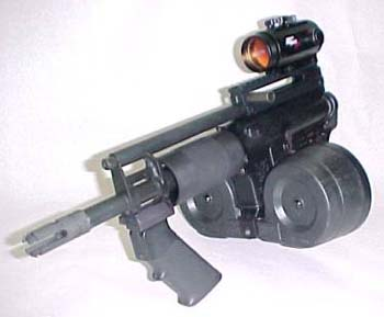 Olympic Arms OA-93 TG