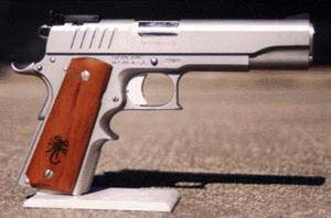 Safari Arms Matchmaster .45 ACP
