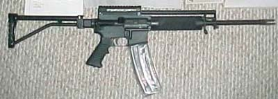 Olympic Arms OA-93 Side Folding Carbine