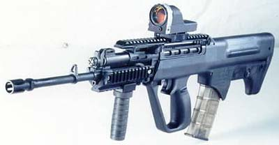 SAR21 MMS Tactical