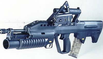 SAR21 M203