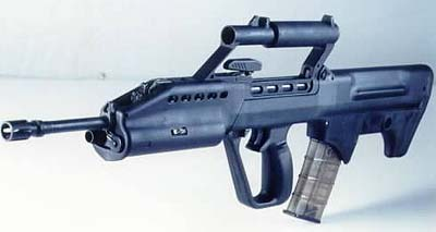 SAR21 5.56mm Assault Rifle