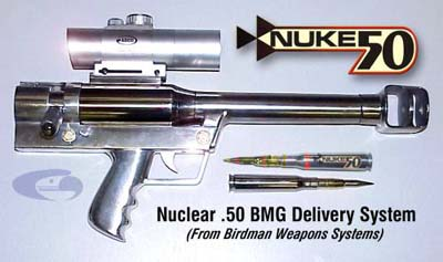 NUKE50 - Nuclear Delivery System