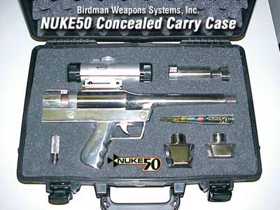 Concealed Carry Case for the