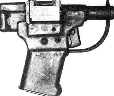 Liberator Pistol - Experimental Two Shot.