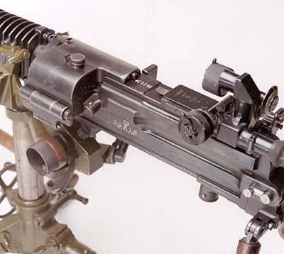 JAP Type 92 MG