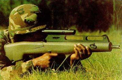ACR: Steyr ACR 5,56 NATO