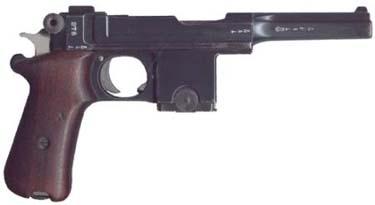 BERGMANN-BAYARD 1910: 9x23mm Largo