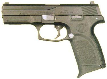BROWNING FORTY NINE: 9x19mm