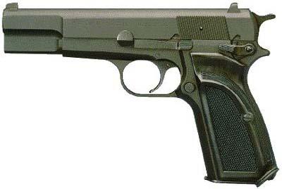 BROWNING Mk.3: 9x19mm