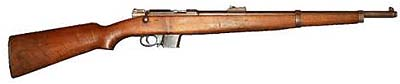 DESTROYER: 9x23mm Spanish carbine