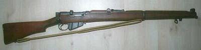 ENFIELD No.1 Mk.III: .303cal
