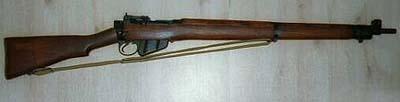 ENFIELD No.4 Mk.III: .303cal