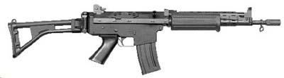 FNC: FN 5,56x45mm