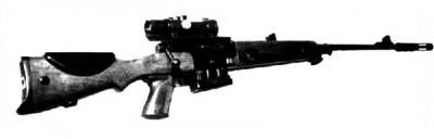 FRF-1: French sniper