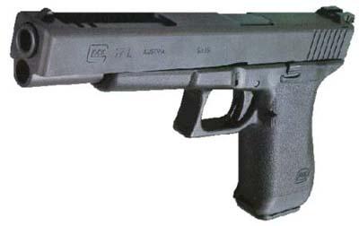 GLOCK 17L: 9x19mm