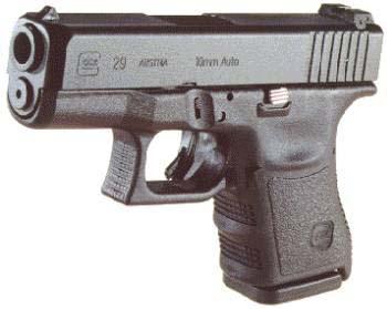 GLOCK 29: 10mm Auto