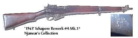 ISHAPORE No.4 Mk.I