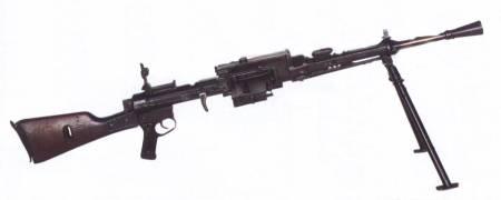 Breda Modello 30 machine gun (Italy)