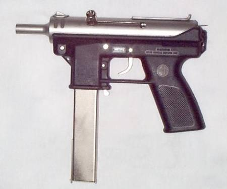 Intratec AB-10 SMG (USA)