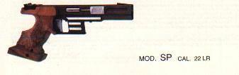 Pardini .22 Cal. Sport Pistol