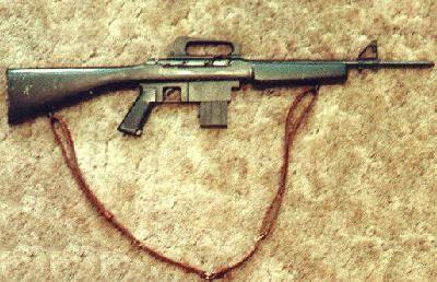 Kassnar Arms M-116 .22LR aka Armscorp M-1600