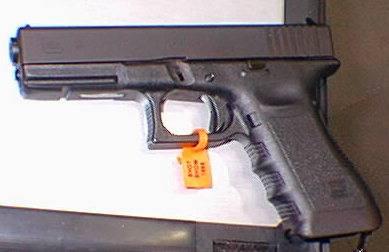 Glock 17 Rail frame