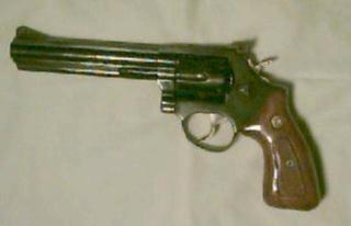 Taurus Model 669 .357 Mag Revolver