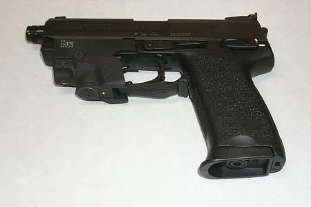 HK .45 Tactical