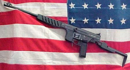 Fox Wasp .45 ACP Takedown Carbine