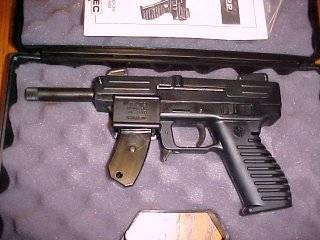 Intratec Tec-22 pistol