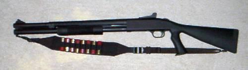 Mossberg 500A