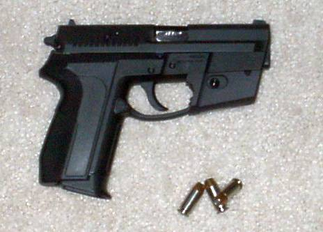 Sig Pro 2340 With Laser Sight