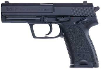 HK P9 - USP Modified for the German Army