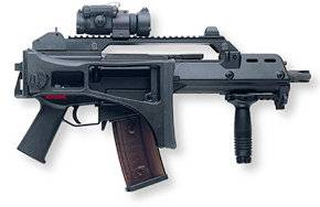 HK G36 Compact