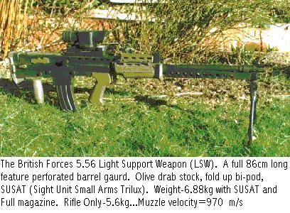 Light Support Weapon (British)