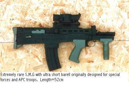L85 Special Forces Model